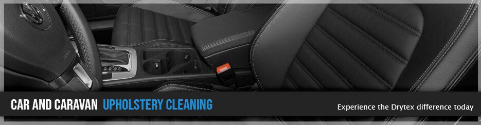 Car & Caravan Upholstery Cleaning Geelong